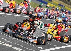 Les catégories de compétition en karting