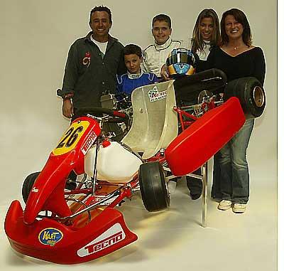 Débuter le karting en compétition