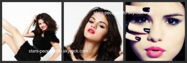 """Selena Gomez pour le magazine """" Sugar """" Février 2011"""