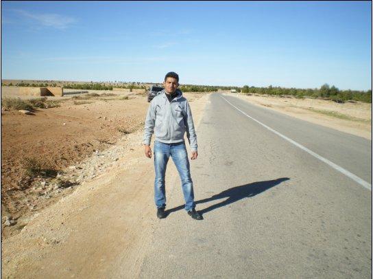 route de tendrara