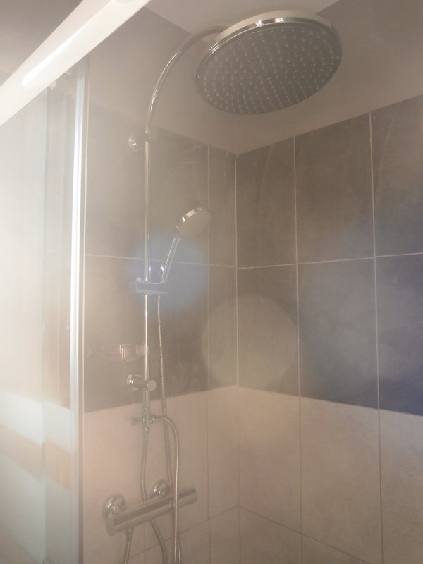 Salle de bains du bas quasi finie