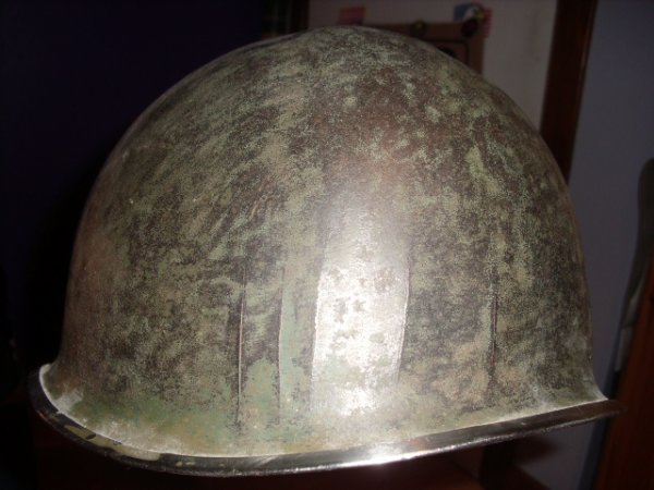 Casque US 84Th Infantry