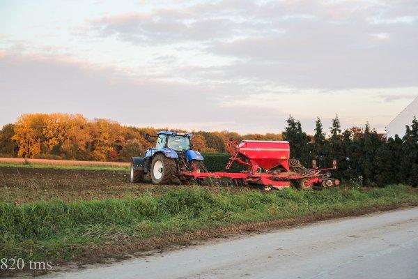 Semis de blé 2013