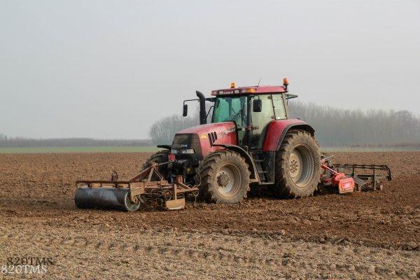 Préparation des terres 2015