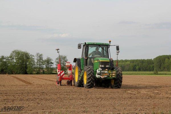 Semis de maïs 2015