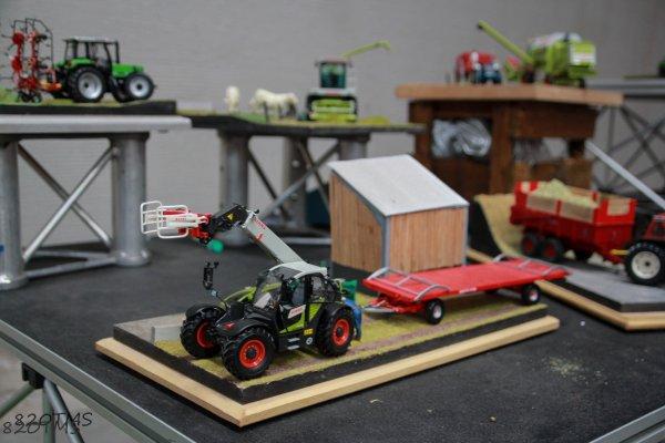 Expo à Froidmont 2015