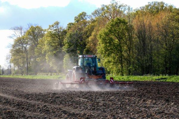 Préparation des terres 2016