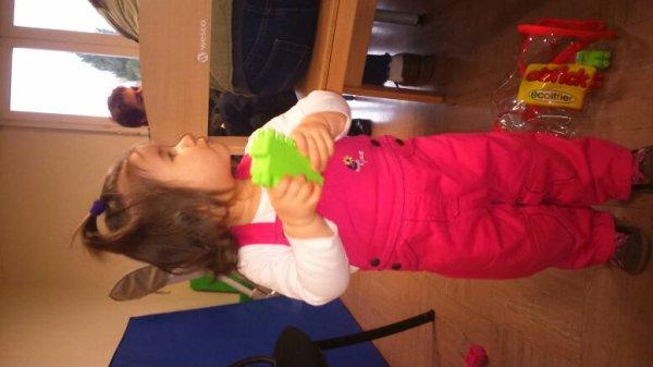 Mes nièces comment elles on grandi