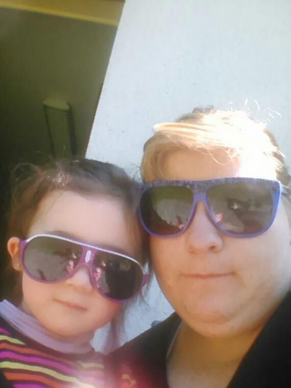 Mes nieces et moi