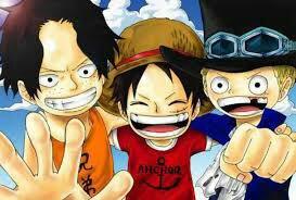 Luffy Ace Sabo