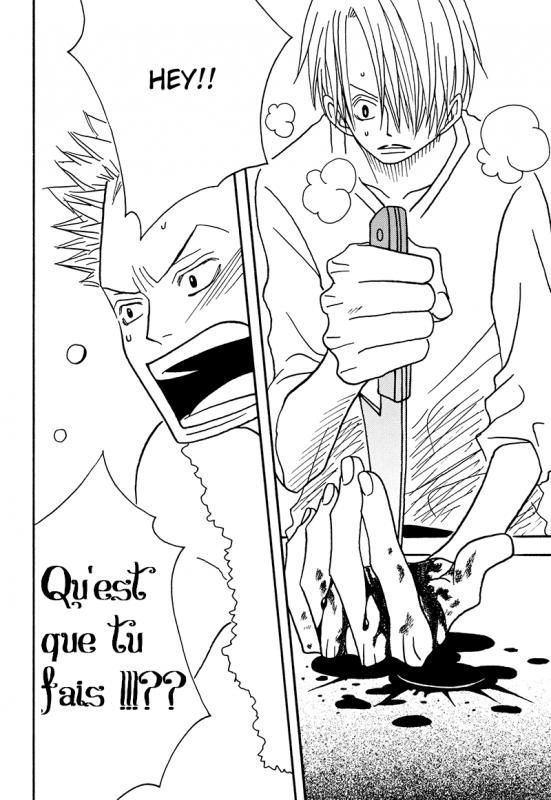 Hisame no Yaiba Chapitre 1 p4