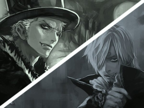 ? Halloween Zosan en vampire ?