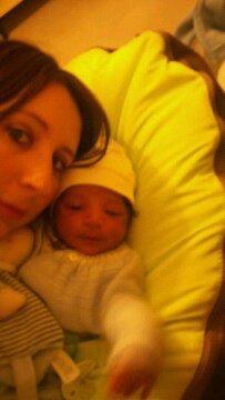 Notre enfant née le 9 ctobre a17h36