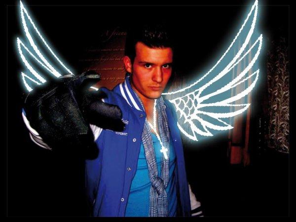 je suis un ange mes si on me croit parfoit trop demon