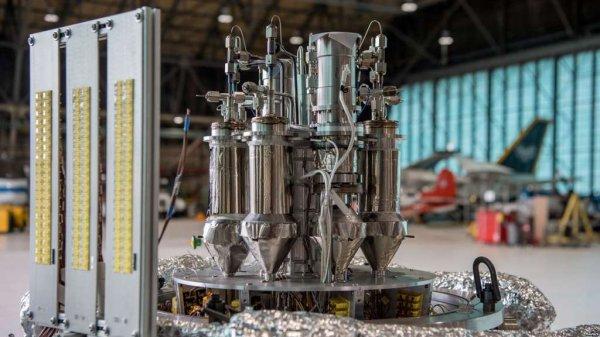 La Nasa est en train de développer un réacteur nucléaire compacte pour ses prochaines missions spatiales. Les premiers tests sont bons. D'autres sont prévus, grandeur nature, en mars. Une unité Kilopower pourra fournir jusqu'à 10 kilowatts.
