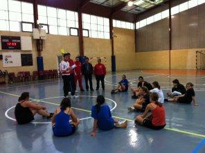 Un dimanche du handball gersois