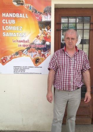Erick CONSTENSOU, Président du HBC Lombez Samatan, revient sur la saison 2012/2013