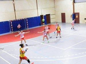 Déception pour les filles du HBCLS en Coupe de France