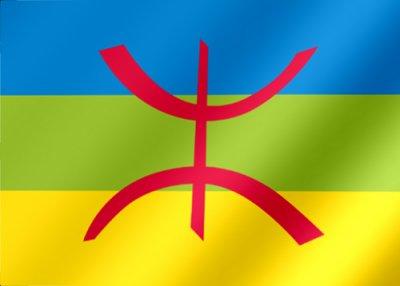 notre drapeau AMAZIGH