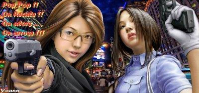 Montage que j'ai via Photoshop version CS4