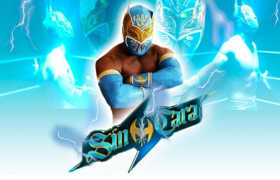WWE smack down - Sin Cara