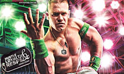 John Cena - le patron du catch  - The champ
