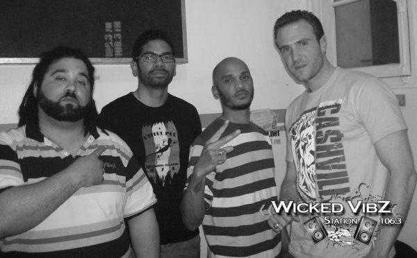Deejay Frey, Paco, Junior Pikk & Whita