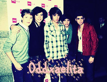 One Direction.. Qui est One Direction?
