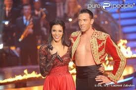 retour de sa victoire de danse avec les stars !!!