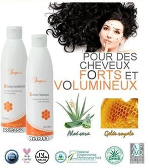 après shampoing volume