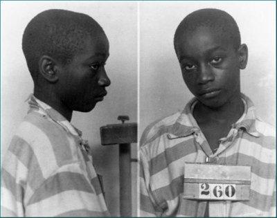George Junius Stinney Junior, la plus jeune personne éxécutée aux États-Unis au 20ème siècle
