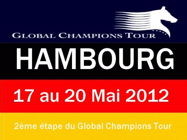 CSI5* Global Champions Tour de Hambourg (GER) - 17 au 20 Mai 2012