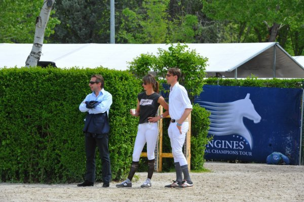 CSI5* Global Champions Tour de Madrid (Espagne) - 03 au 05 Mai 2013