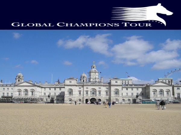 CSI5* Global Champions Tour de Londres (Grande-Bretagne) - 24 au 26 Juillet 2015