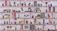 Fonds d'écran Mario