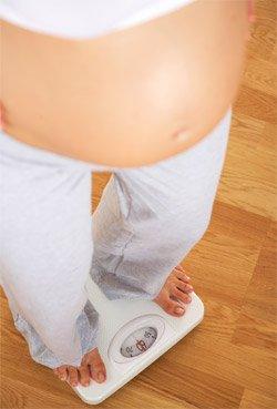 Poids durant la grossesse....