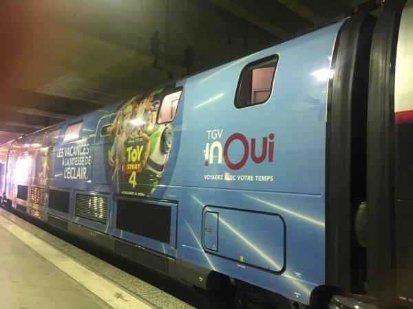 TGV inouï
