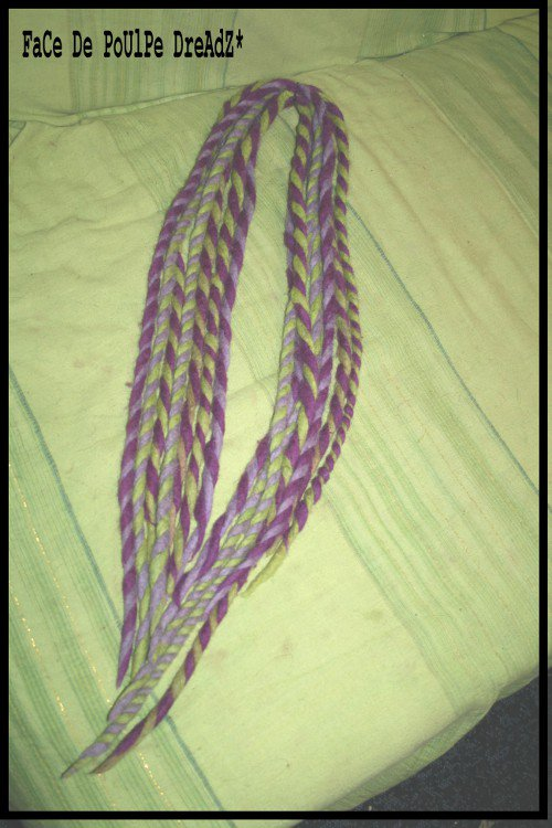 MES DREADS WOOLS