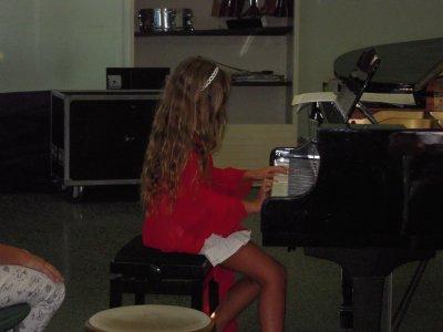 concert Géménos de piano