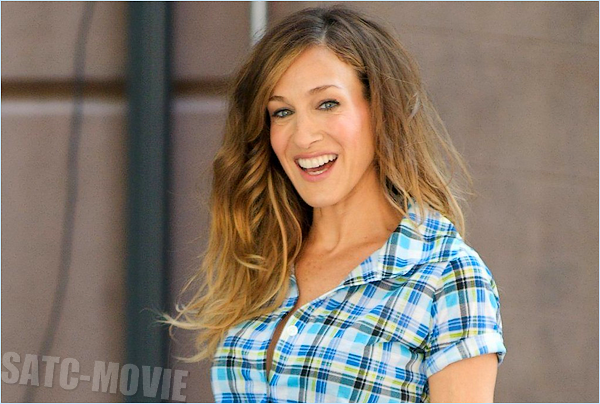 SEX AND THE CITY 3: SARAH JESSICA PARKER NE DÉSESPÈRE PAS