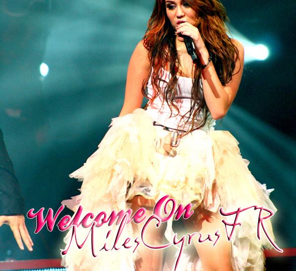 . www.MilesCyrusFR.skyrock.com Ta nouvel source d'actualité sur la talenteuse Miley Cyrus ! .