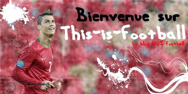 Bienvenue sur This-is-football !