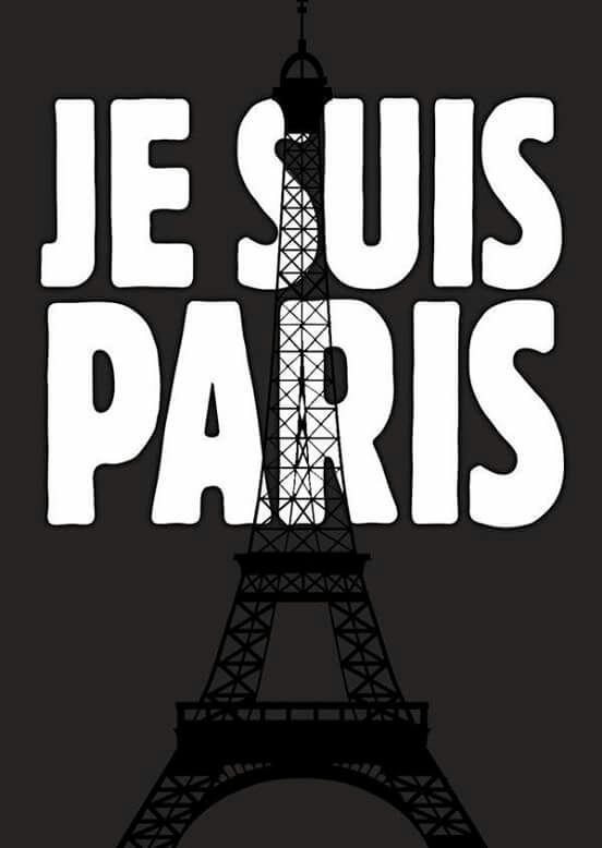JE SUIS PARIS ❤