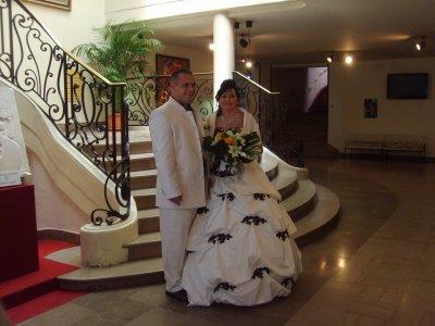 mon oncle et ma tante a leur mariage