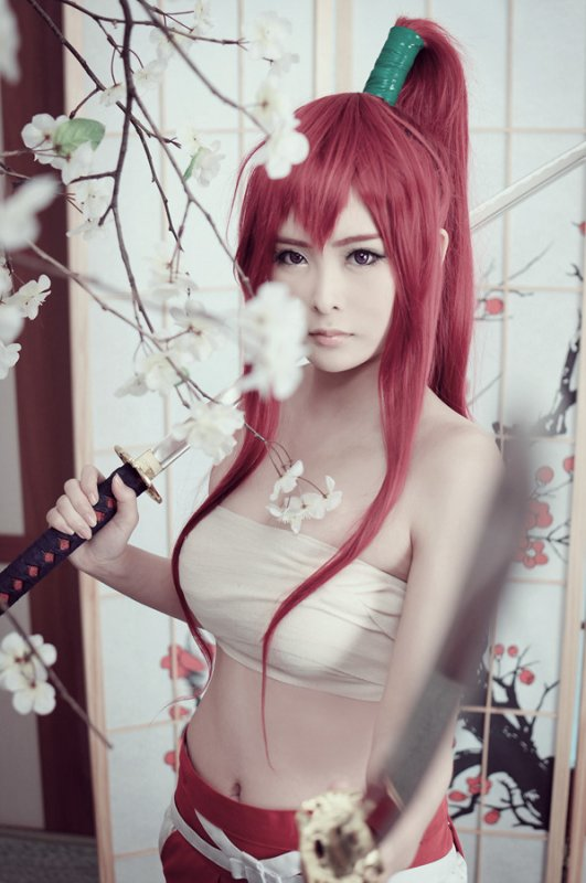 Erza Scarlet -- Fairy Tail