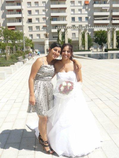 moi et la marié