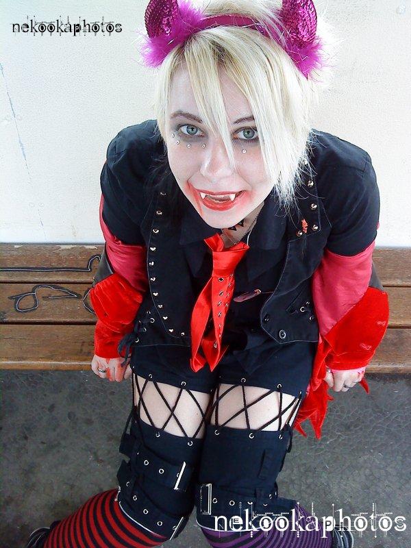 Neko Oshar-Vampire style