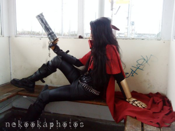 Vincent Valentine [Girl Version]