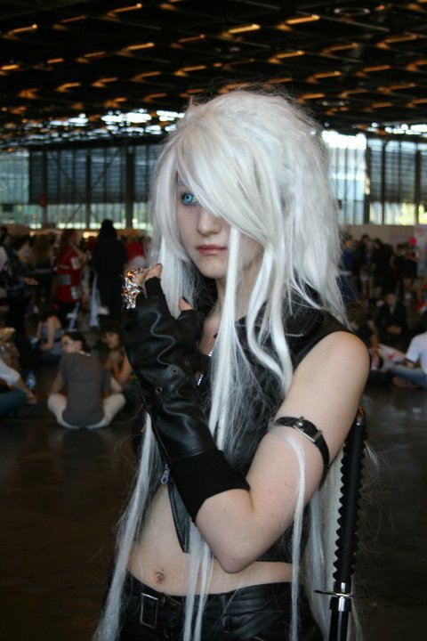 Black Ducan cosplay -Ookami-