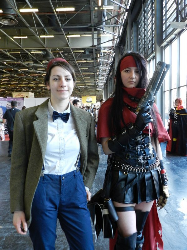 Japan Expo / Comic Con 2012 [ THE DOCTORS ]